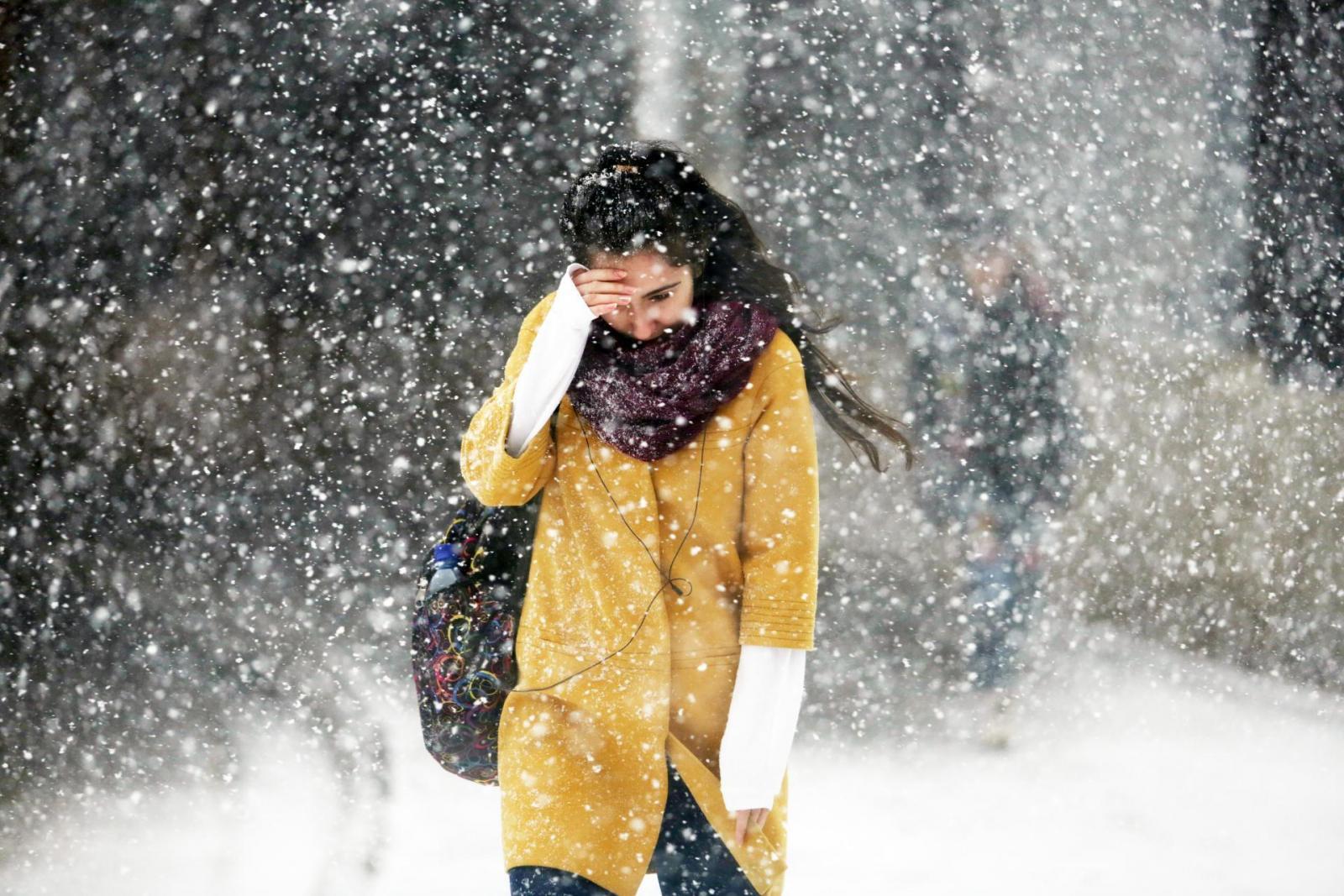 В Брянской области 27 января обещают гололед и мокрый снег