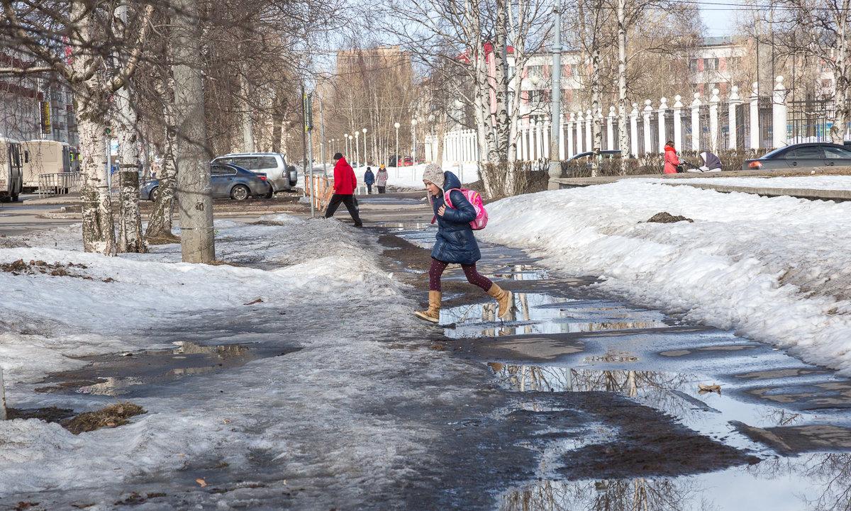 На Брянщине 14 марта потеплеет до +8 градусов