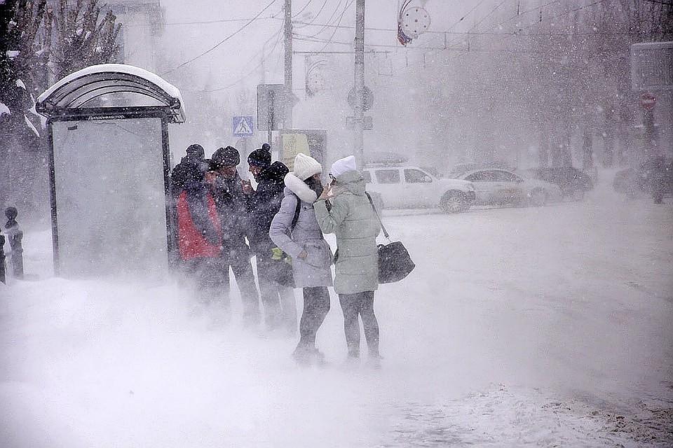 Завтра в Брянской области будет 10 градусов мороза