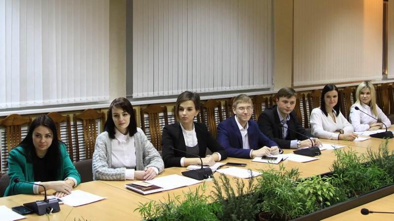 В Брянске избрали новый состав молодежного совета