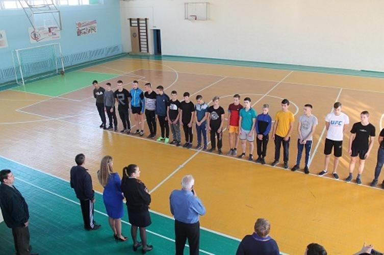 Брянские школьники показали свои умения на спартакиаде