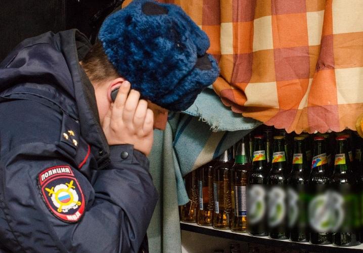 Жительницу Брянска оштрафовали за паленое спиртное