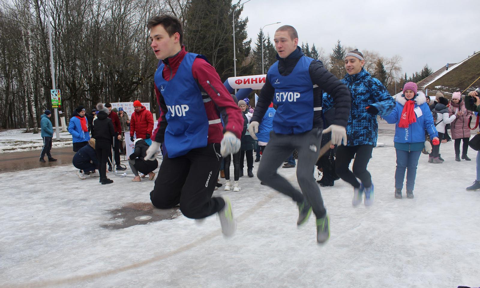 23 января на Кургане Бессмертия пройдет фестиваль зимних видов спорта