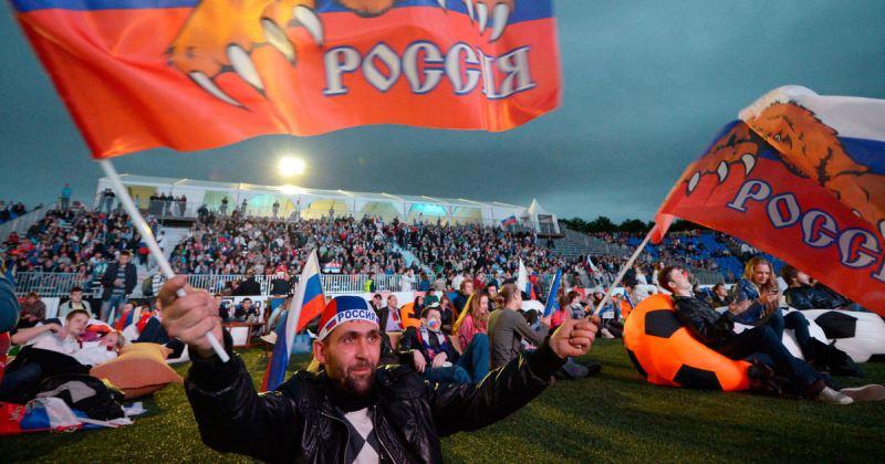 В Брянске сделают фан-зону к открытию Чемпионата мира по футболу