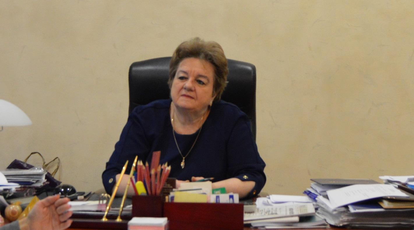 В Брянске ФСБ возбудила уголовное дело против руководителя службы статистики Муратовой