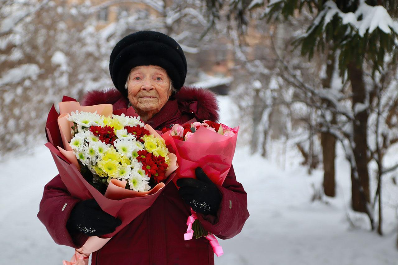 Три жительницы Брянска отметили 100-летний юбилей