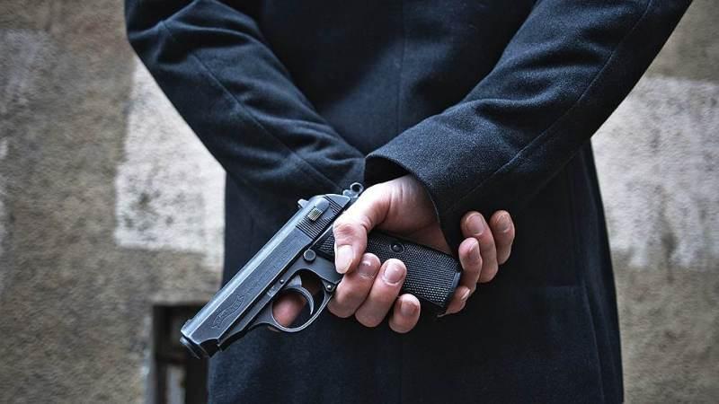 Возле супермаркета в Унече произошла стрельба