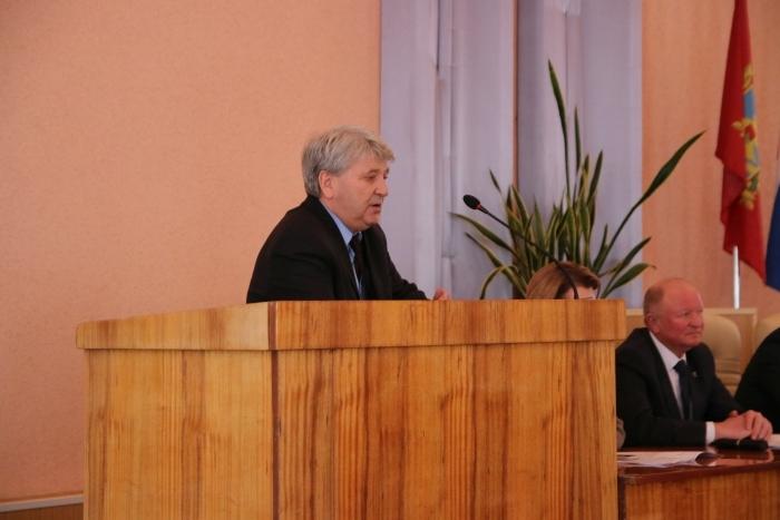 Мэр Клинцов досрочно ушел в отставку