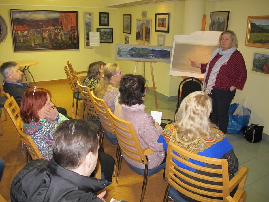 Персональная выставка живописи Светланы Жигаловой открылась в Брянске