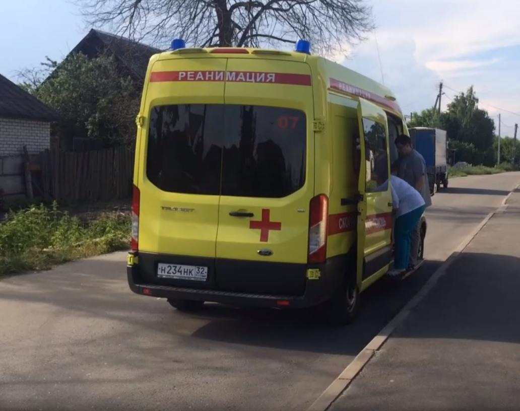 В страшном ДТП в Брянске пострадали несколько человек