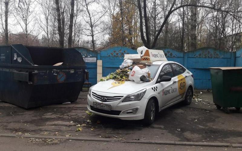 В Брянской области запустят приложение такси для мусора