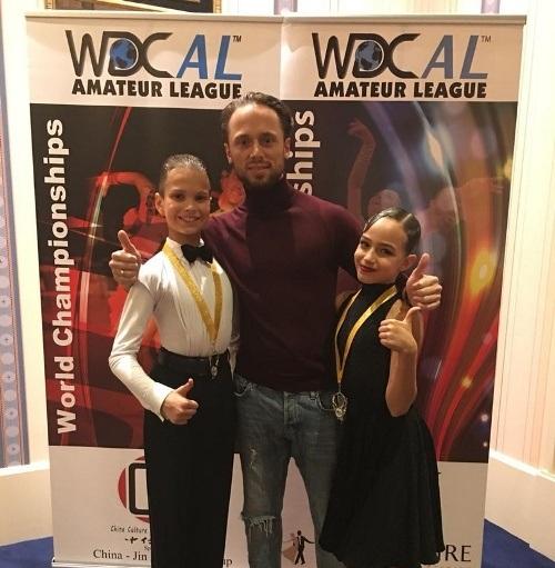 Юные брянские танцоры стали победителями чемпионата мира