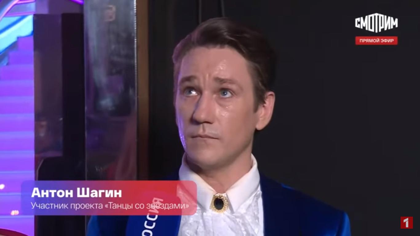 Брянский актер Антон Шагин проиграл в суперфинале шоу «Танцы со звездами»