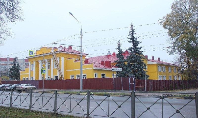 В Брянске на строительство учреждений культуры потратят свыше полумиллиарда рублей