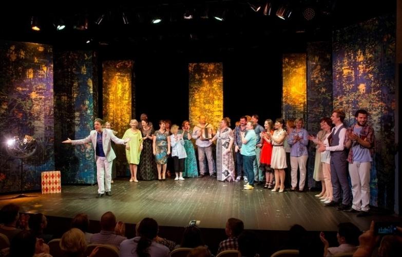 Московский «Ведогонь-театр» порадует брянцев спектаклями