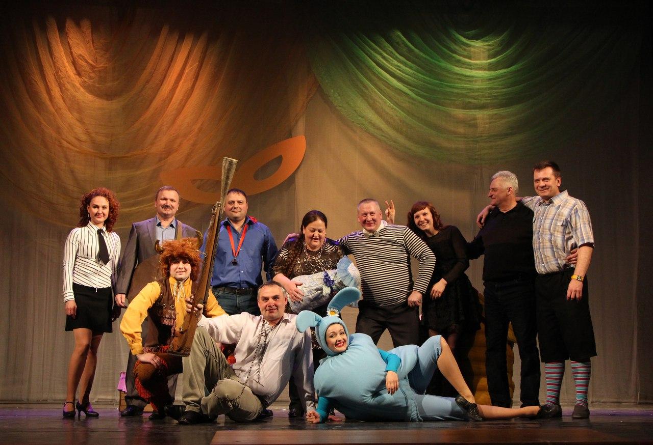 В День театра в городе Брянске наградят лауреатов конкурса «Успех»