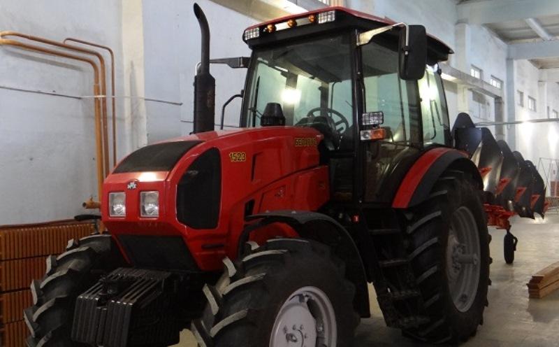 Суражский аграрный техникум получил новое оборудование