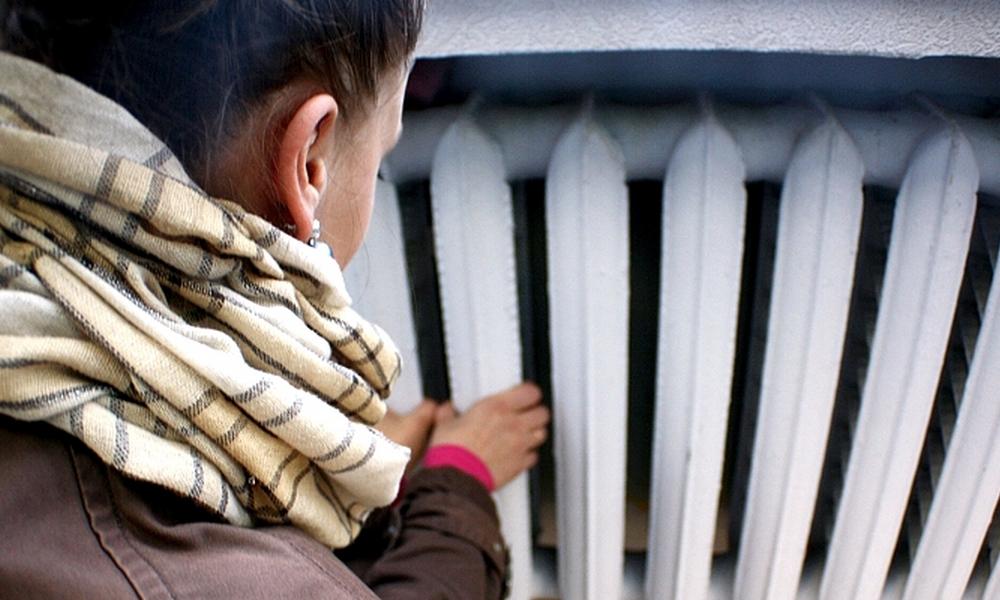 В Брянске без отопления оставили многоэтажку во время аномальных холодов