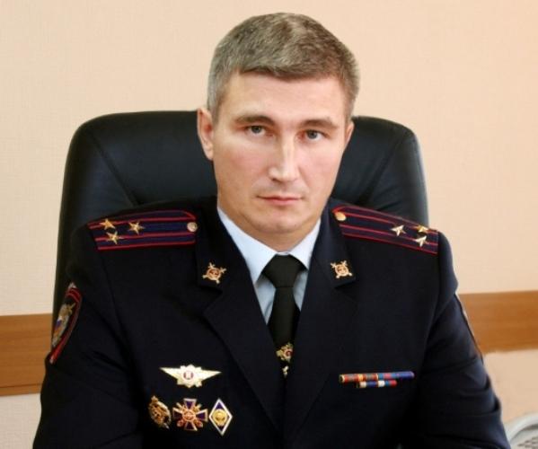 Новым начальником брянской полиции стал уроженец Мордовии