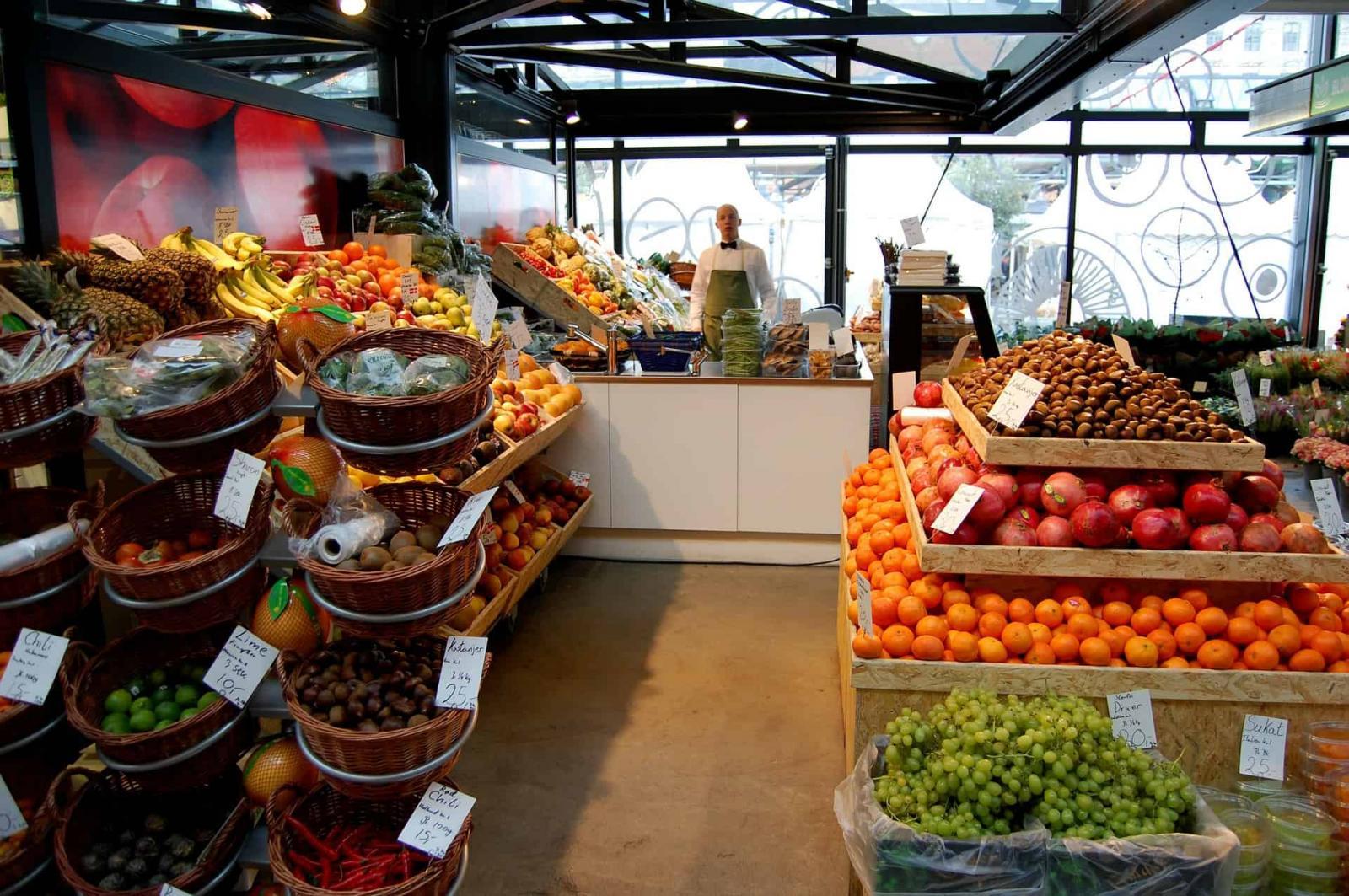 В Брянской области работают 7 424 предприятия торговли
