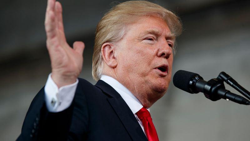 Трамп не захотел поздравлять Путина с победой на выборах