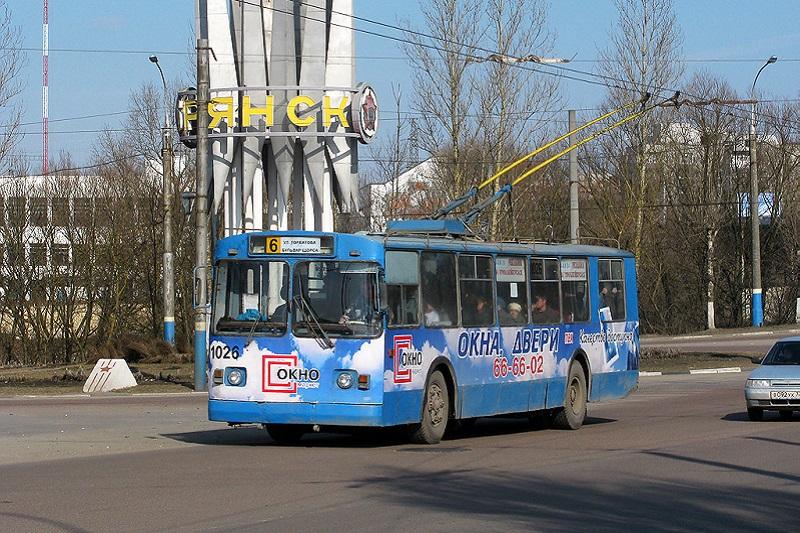 Жители Брянска восхитились работой общественного транспорта в День города