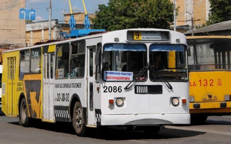 Брянск  из-за долгов может остаться без троллейбусов