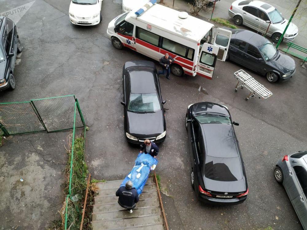 В Брянске возбудили уголовное дело по факту убийства прохожей на улице 22 Съезда КПСС