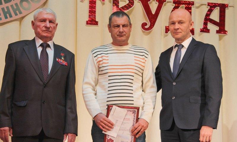 В Стародубском районе поздравили тружеников села