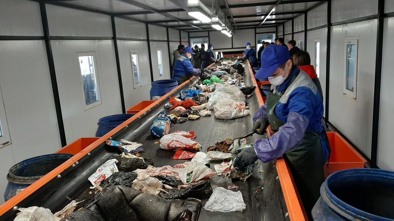 В 2021 году в Брянской области построят пять мусоросортировочных комплексов