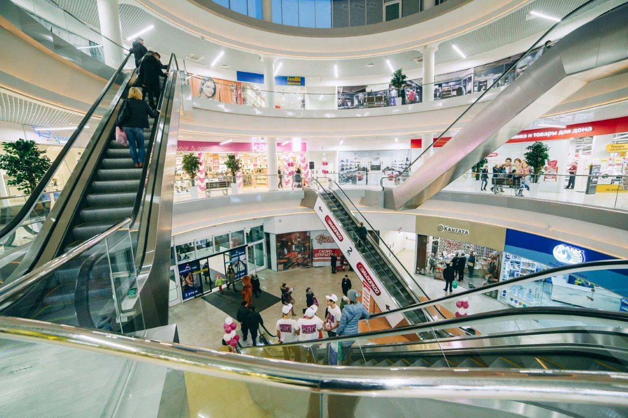 В Брянской области функционируют 7 449 магазинов