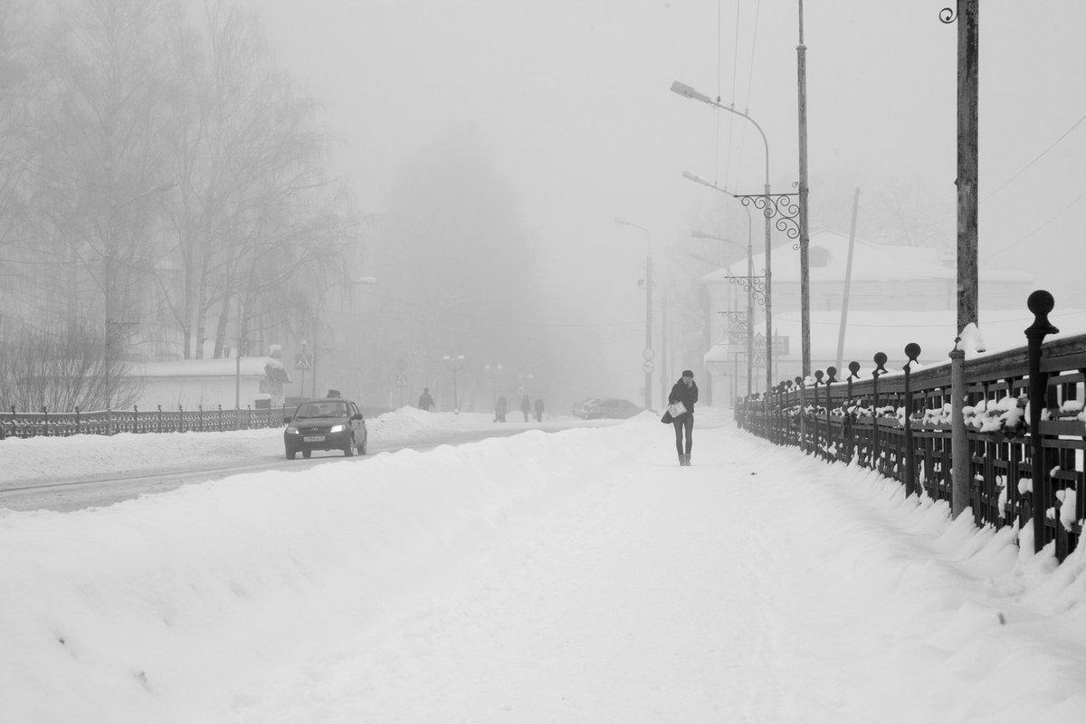 Брянцам пообещали 3 марта теплую и туманную погоду