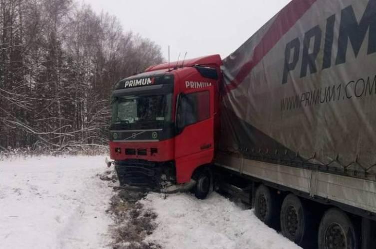 В жутком ДТП на брянской трассе погибли три человека