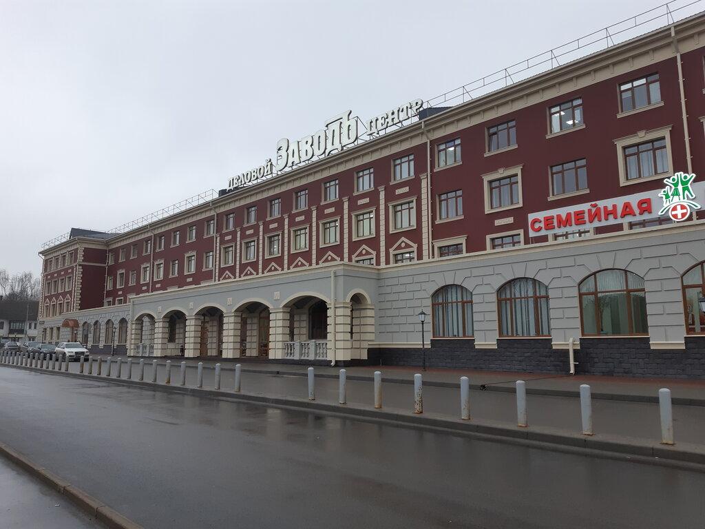 В Брянске начали ремонтировать кольцо в Московском микрорайоне
