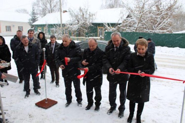 В Гордеевке открылось здание мирового судебного участка