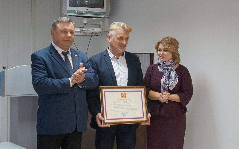 Два брянских учителя получили президентские награды