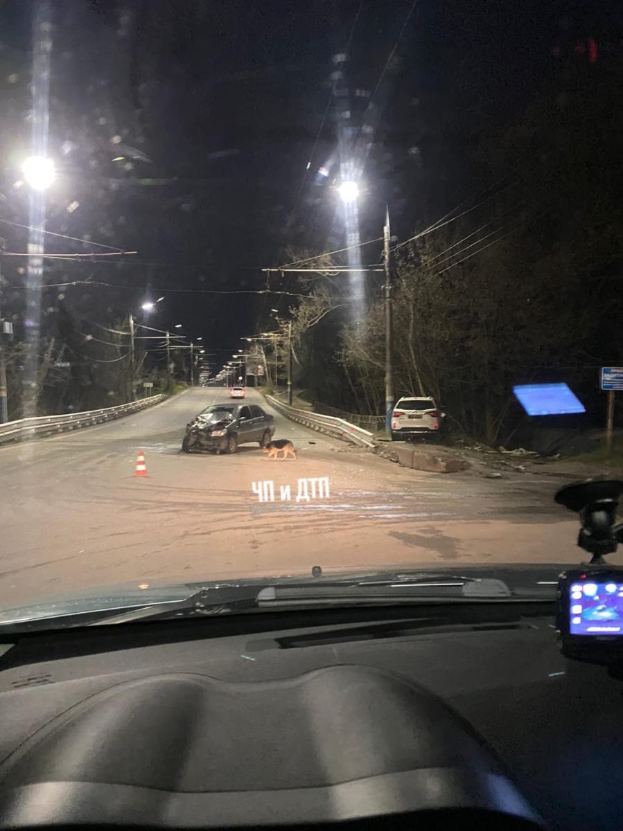 В Бежицком районе Брянска произошло жуткое ДТП
