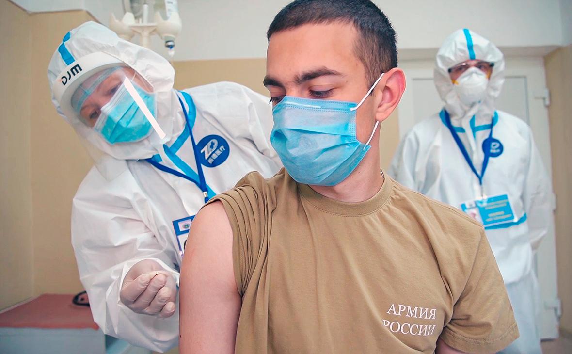 Роспотребнадзор зарегистрировал экспресс-тест на коронавирус