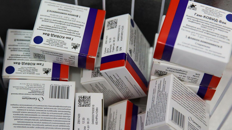 В Брянскую область до 31 января поставят еще 11 800 доз вакцины от коронавируса