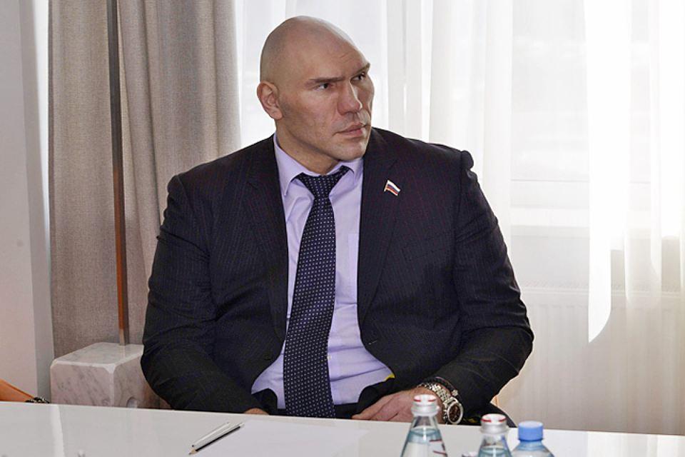 Валуев направил запрос прокурору Брянщины о вырубке паркового леса в Клинцах