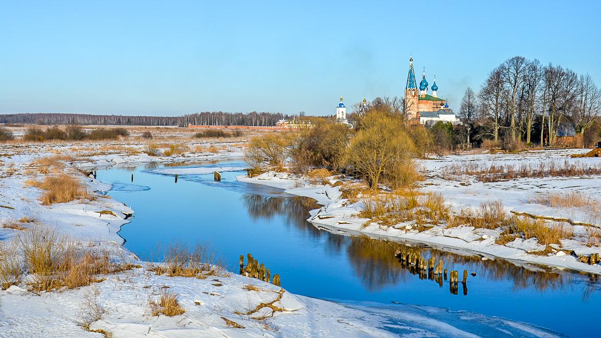 В понедельник в Брянской области будет +8 градусов