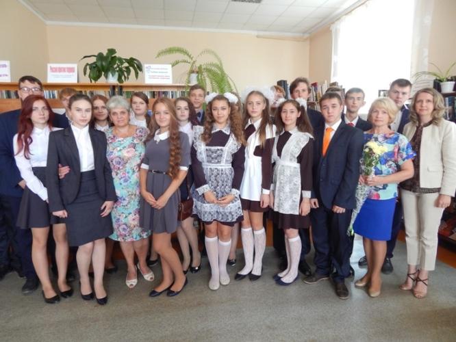 Брянские школьники готовятся стать избирателями