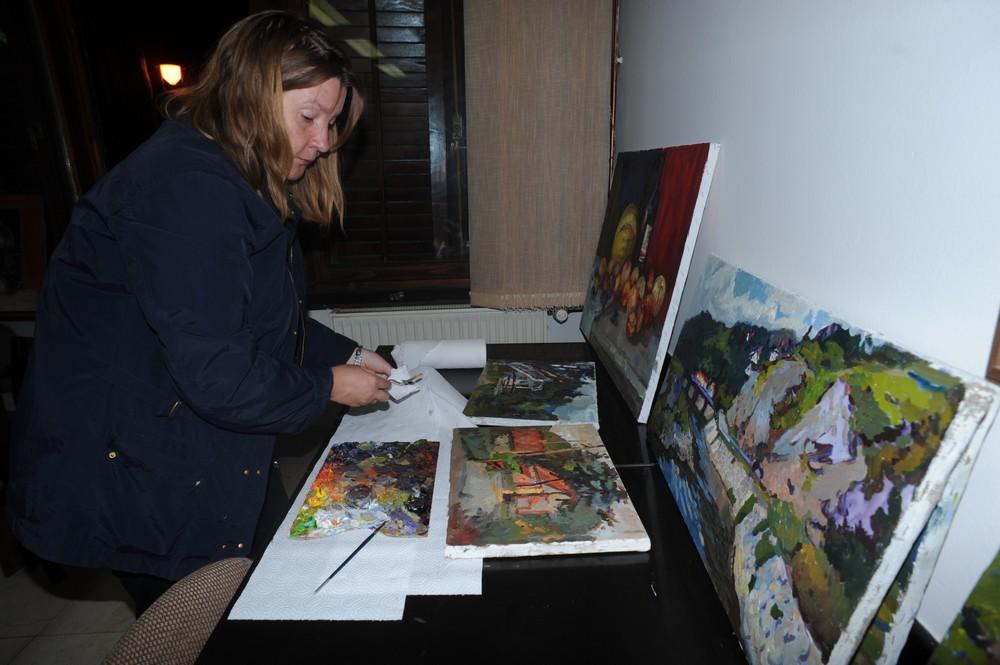 В Брянске откроется персональная выставка живописи Светланы Жигаловой