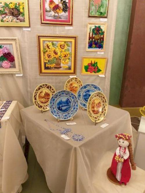 Брянские народные умельцы показали свое мастерство на фестивале