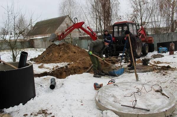В Гордеевском районе Брянской области заменили водопроводную сеть