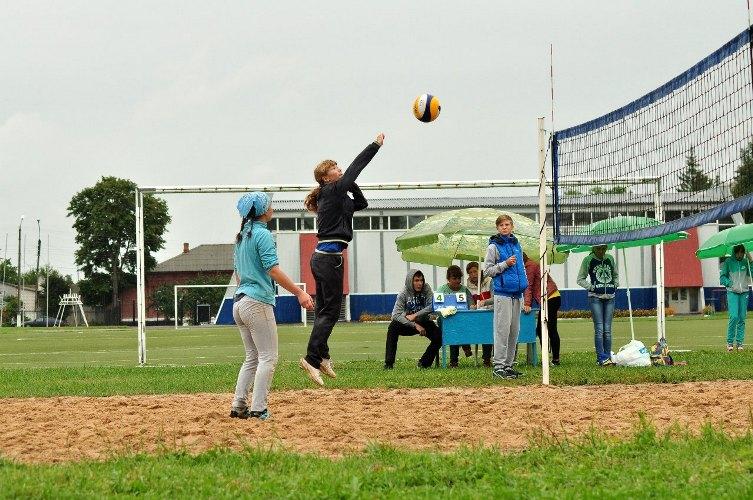 В Новозыбкове пройдет турнир по пляжному волейболу