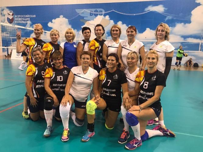 Брянские волейболистки покажут мастерство на первенстве России