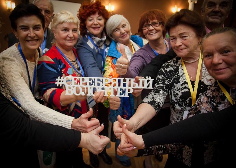 В Брянске увеличилось количество «серебряных» волонтеров