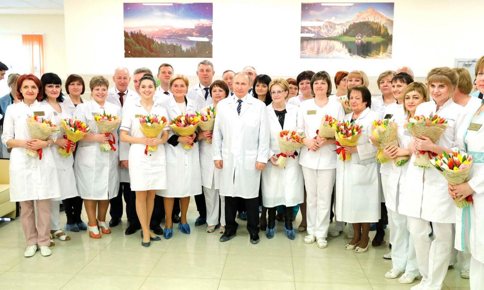 В Брянске на уровне региона утвердили почетное звание «Заслуженный врач»