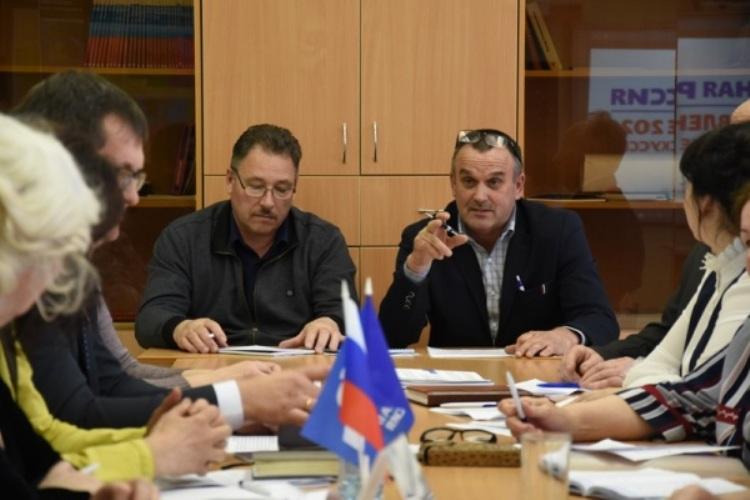 Брянские юнармейцы вошли вдесятку сильнейших команд России
